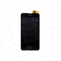 DISPLAY COMPLETO NOKIA LUMIA 530 (RM1020) PRETO