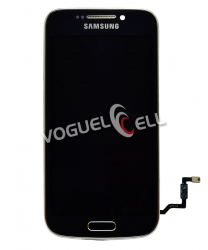Display Completo Samsung C1010 (galaxy S4 Zoom) Preto (bal)