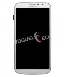 Display Completo Samsung I9200 (galaxy Mega 6.3) Branco