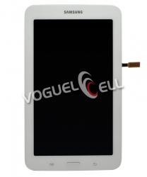 Display Completo Samsung Mt110 Sm T110 T111 (tab 3 Lite 7) Branco
