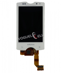 Display Completo Sony Ericsson Sk17i (xperia Mini) Branco