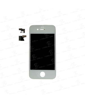 DISPLAY COMPLETO IPHONE 4G BRANCO (BAL)