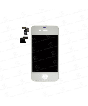 DISPLAY COMPLETO IPHONE 4S BRANCO (BAL)