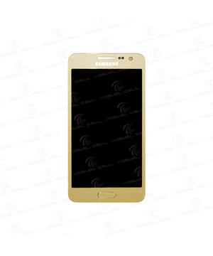 DISPLAY COMPLETO SAMSUNG GALAXY A3/A300 DOURADO